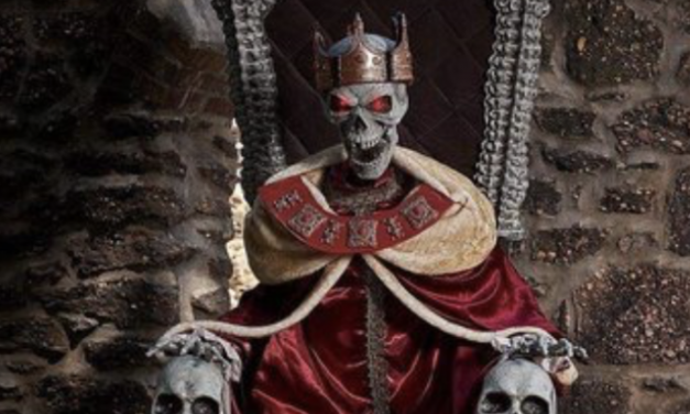New For 2019: Emperor of Souls From Spirit Halloween