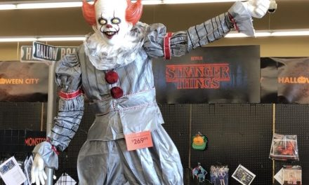 New For 2019: Floating Pennywise