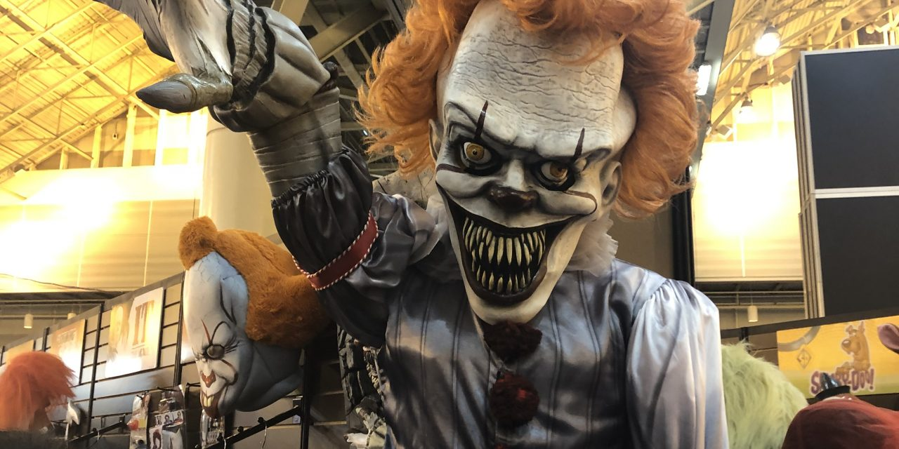 New For 2019: Pennywise Creature Reacher From Rubies