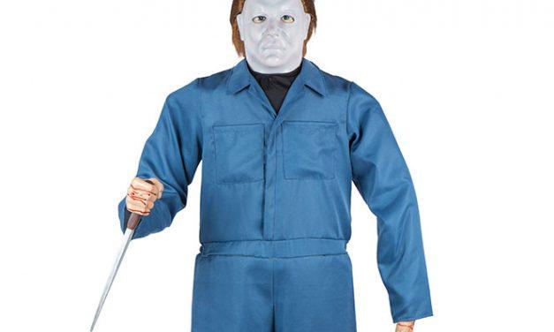 New For 2020: Michael Myers Halloween 2 Animatronic