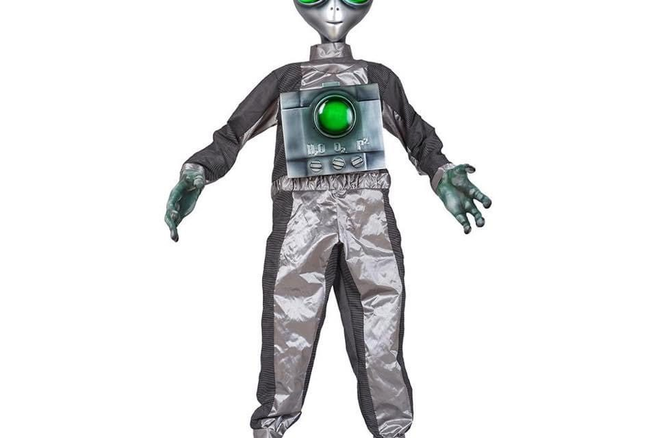 New For 2020: Dancing Alien Greeter From Home Accents