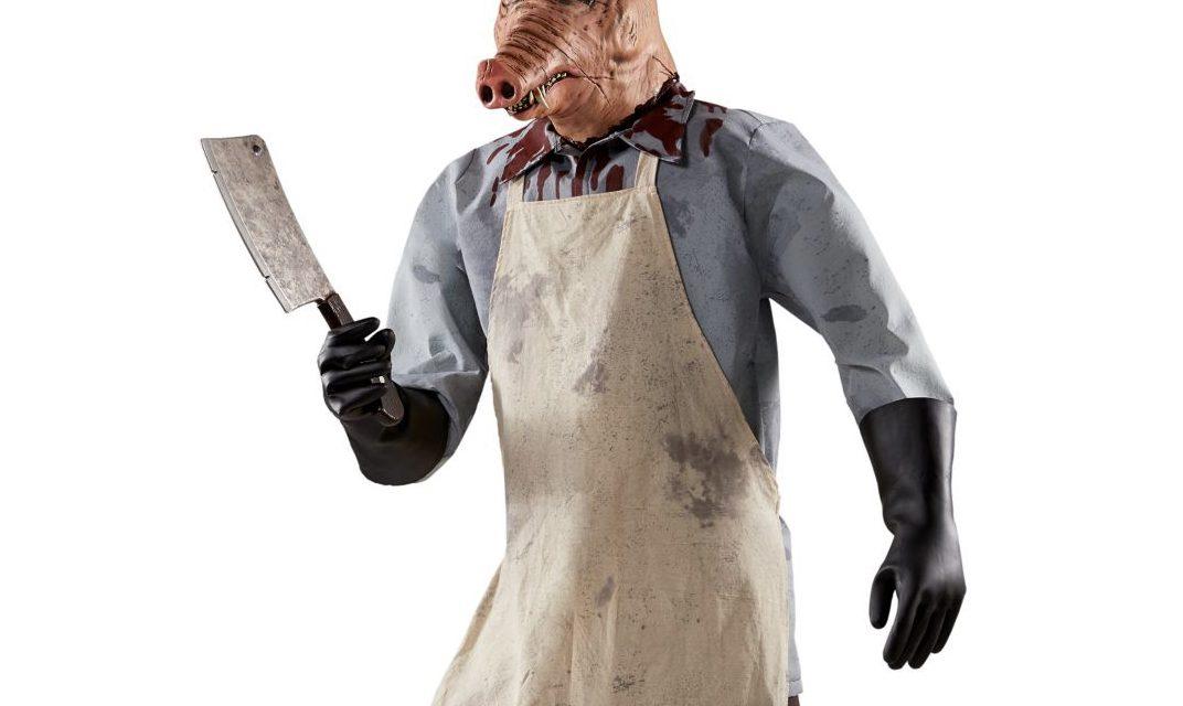 New Pig Butcher Spirit Halloween Prop Leaks Online!