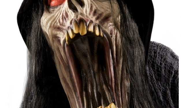 Nightcrawler From Spirit Halloween Review
