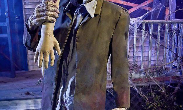 Spirit Halloween Announces Flesh Eating Zombie Will Return For Halloween 2020