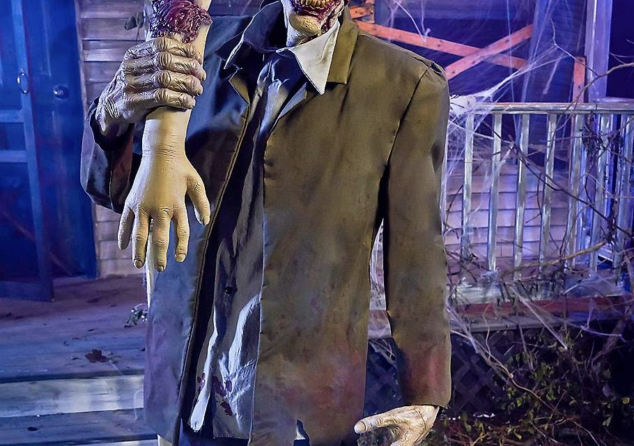 Spirit Halloween Announces Flesh Eating Zombie Will Return For Halloween 2020