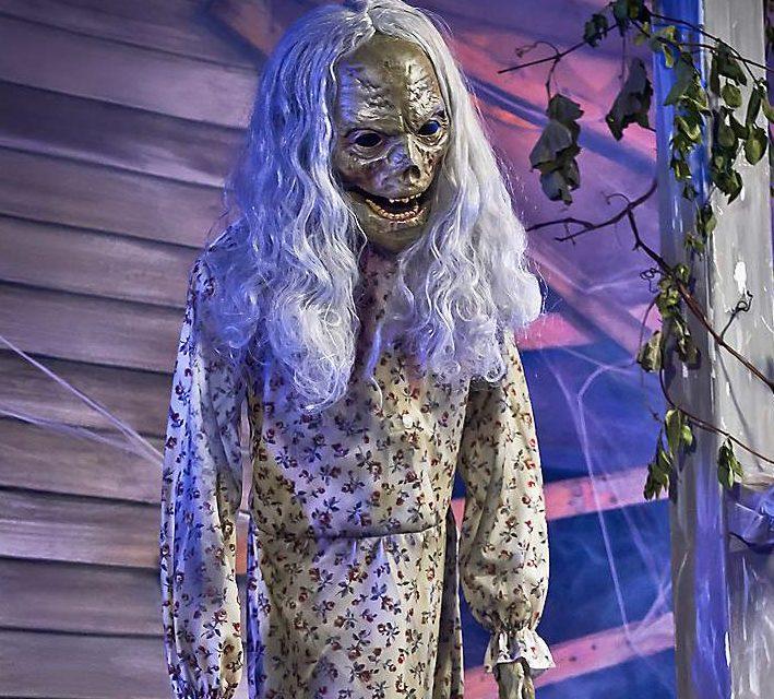 New For 2020: Miserable Marie From Spirit Halloween