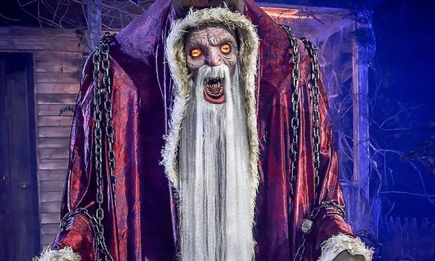 Top Ten 2020 Spirit Halloween Animatronic Halloween Props