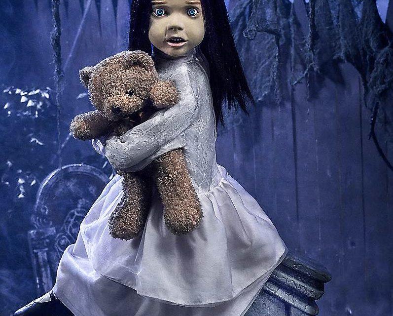 New For 2020: Angeline From Spirit Halloween