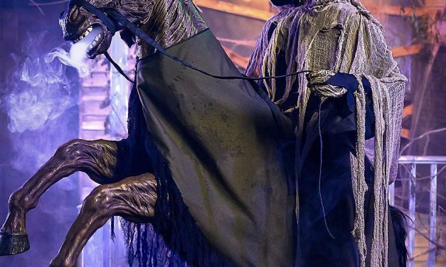 New For 2020: Reaper Ride From Spirit Halloween