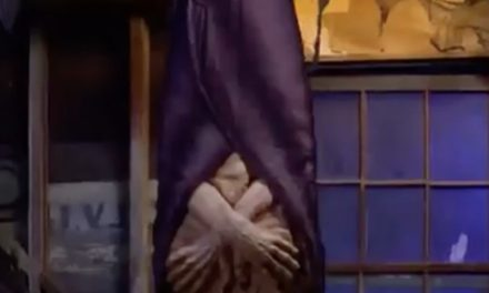 New For 2021: Lord Dakhanavar Vampire Animatronic From Spirit Halloween