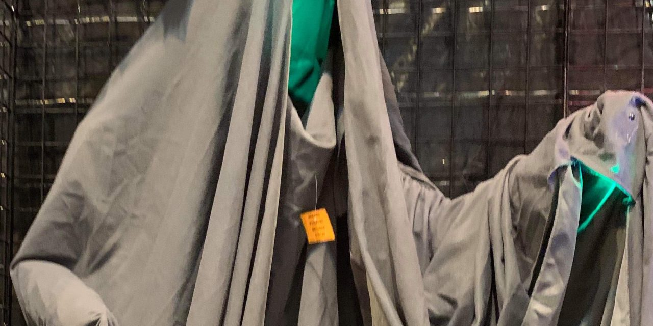 New For 2021: Hooded Phantom From Morris Costumes